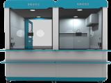 CYS-HSS01核酸检测采样室