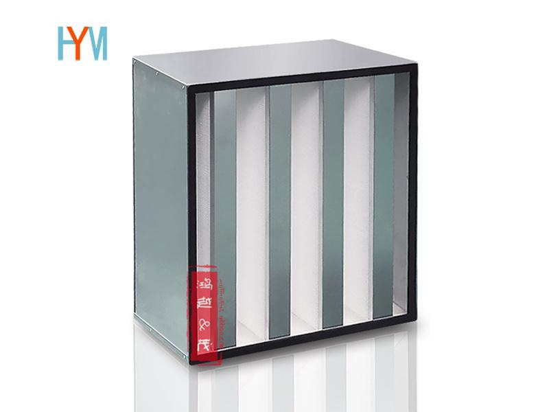 HV组合式高效过滤器 (2)